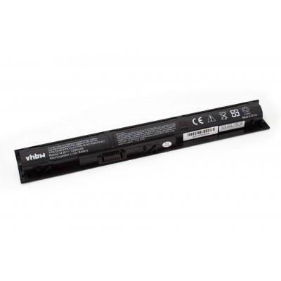 HP HSTNN-DB6K utángyártott laptop akkumulátor akku - 2200mAh (14.4V) fekete