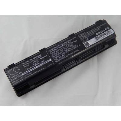 Toshiba PA5121U-1BRS Satellite P70 P75 utángyártott laptop akkumulátor akku - 4200mAh (10.8V) fekete