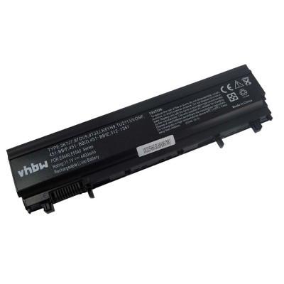 Dell 0K8HC (Latitude E5440 E5540)  utángyártott laptop akkumulátor akku - 4400mAh (11.1V) fekete