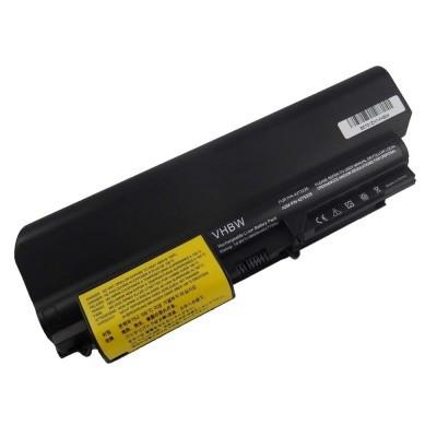 IBM FRU 42T5226 utángyártott laptop akkumulátor akku - 6600mAh (10.8V) fekete