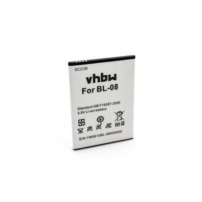 THL BL-08 2015 / 2015A utángyártott mobiltelefon li-ion akku akkumulátor - 2700mAh (3.8V)