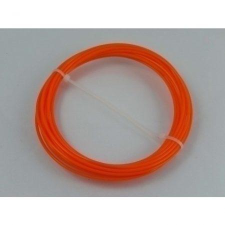 VHBW  PLA filament / szál 3D tollhoz, 3,5 m hossz, 1,75mm szélesség, szín: narancssárga