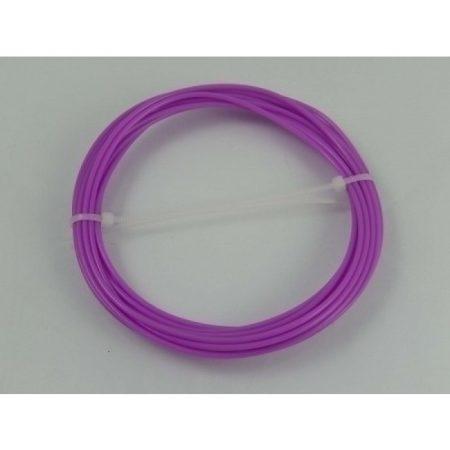 VHBW PLA filament / szál 3D tollhoz, 3,5 m hossz, 1,75mm szélesség, szín: lila