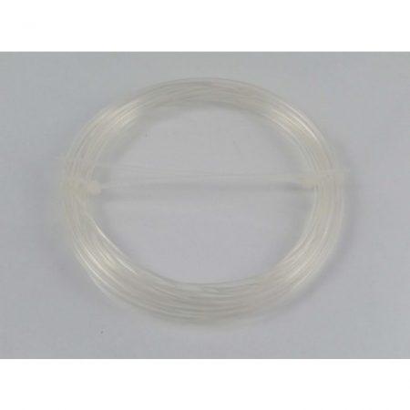 VHBW PLA filament / szál 3D tollhoz, 3,5 m hossz, 1,75mm szélesség, szín: átlátszó