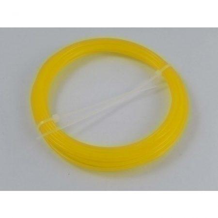VHBW PLA filament / szál 3D nyomtatóhoz, 1 KG tömeg, 1,75 mm átmérő, szín: sárga