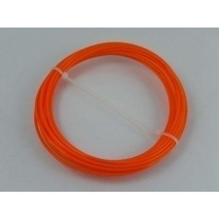 VHBW PLA filament / szál 3D nyomtatóhoz, 1 KG tömeg, 1,75 mm átmérő, szín: narancssárga
