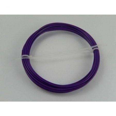 VHBW PLA filament / szál 3D nyomtatóhoz, 1 KG tömeg, 1,75 mm átmérő, szín: ibolya