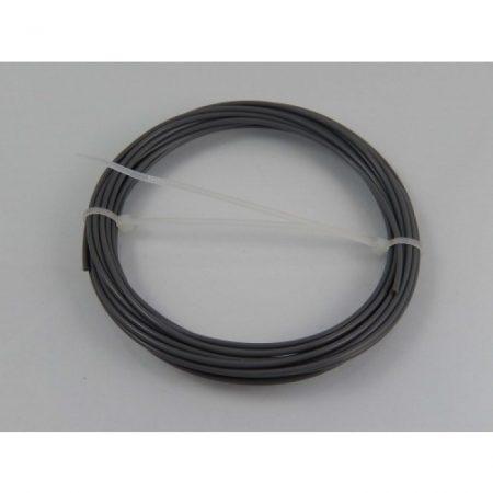 VHBW PLA filament / szál 3D nyomtatóhoz, 1 KG tömeg, 1,75 mm átmérő, szín: szürke