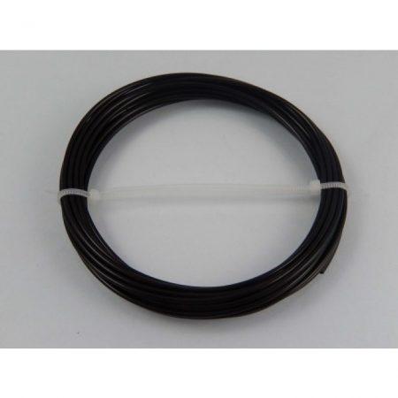 VHBW PLA filament / szál 3D nyomtatóhoz, 1 KG tömeg, 1,75 mm átmérő, szín: fekete