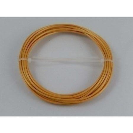 VHBW PLA filament / szál 3D nyomtatóhoz, 1 KG tömeg, 1,75 mm átmérő, szín: arany