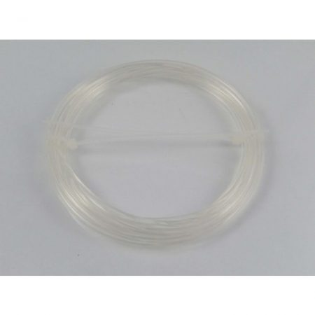 VHBW PLA filament / szál 3D nyomtatóhoz, 1 KG tömeg, 1,75 mm átmérő, szín: átlátszó