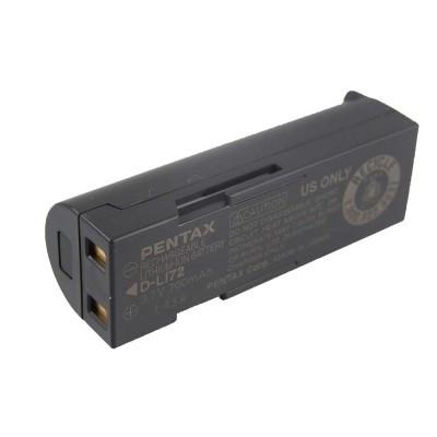 Pentax D-Li72 Option Z10 utángyártott digitális fényképezőgép akkumulátor akku 700mAh (3.7V)