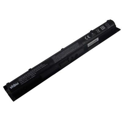 HP HSTNN-DB6T, HSTNN-IB6X, HSTNN-LB6R, HSTNN-LB6S utángyártott laptop akkumulátor akku - 2200mAh (14.8V) fekete
