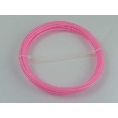 VHBW ABS filament / szál 3D nyomtatóhoz, 1 KG tömeg, 1,75 mm átmérő, szín: rózsaszín
