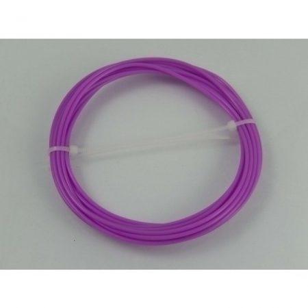 VHBW ABS filament / szál 3D nyomtatóhoz, 1 KG tömeg, 1,75 mm átmérő, szín: lila