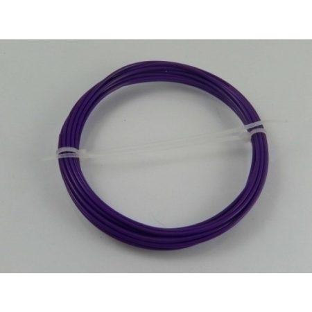 VHBW ABS filament / szál 3D nyomtatóhoz, 1 KG tömeg, 1,75 mm átmérő, szín: ibolya