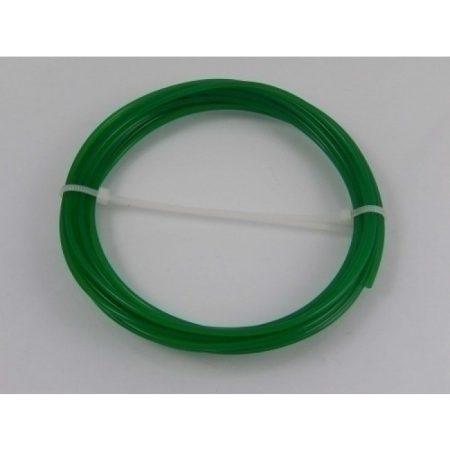 VHBW ABS filament / szál 3D nyomtatóhoz, 1 KG tömeg, 1,75 mm átmérő, szín: zöld