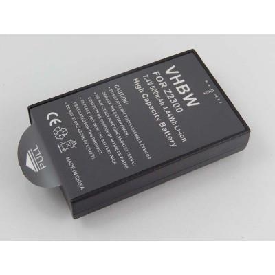 Polaroid CZA-05300 utángyártott digitális fényképezőgép akkumulátor akku 600mAh (7.4V)