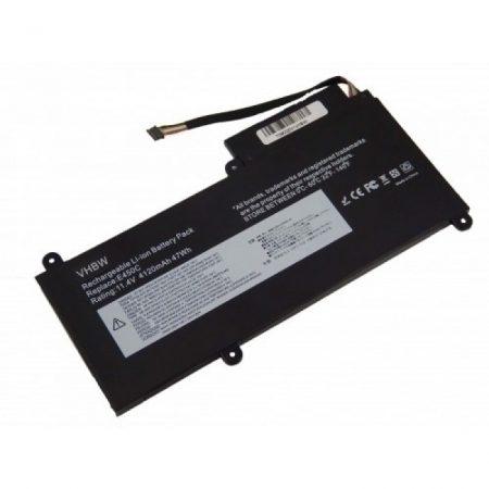 Lenovo ThinkPad E450 stb. kompatibilis 4120mAh notebook akkumulátor