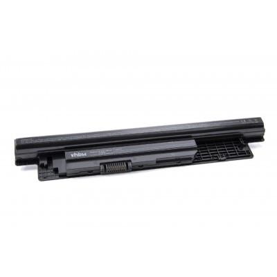 Dell 0MF69 utángyártott laptop akkumulátor akku - 2200mAh (14.8V) fekete