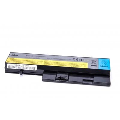 Lenovo L08S6D12 IdeaPad U330 / V350 utángyártott laptop akkumulátor akku - 4400mAh (11.1V) fekete