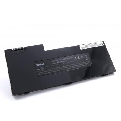 Asus C41-UX50 utángyártott laptop akkumulátor akku - 2800mAh (14.8V) fekete