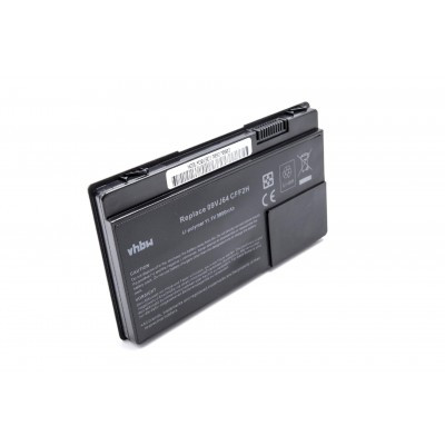 Dell 09VJ64 utángyártott laptop akkumulátor akku - 3800mAh (11.1V)