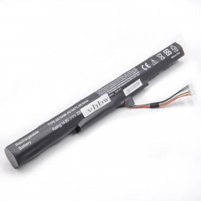 Acer AS16A5K, AS16A7K, AS16A8K utángyártott laptop akkumulátor akku - 2200mAh (14.8V) fekete