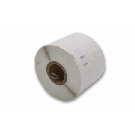 Dymo LW 99015 utángyártott etikett címke tekercs 54mm * 70mm 320db