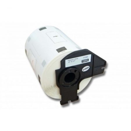 Brother DK-11240 utángyártott etikett címke szalag 102 mm * 51 mm 600db