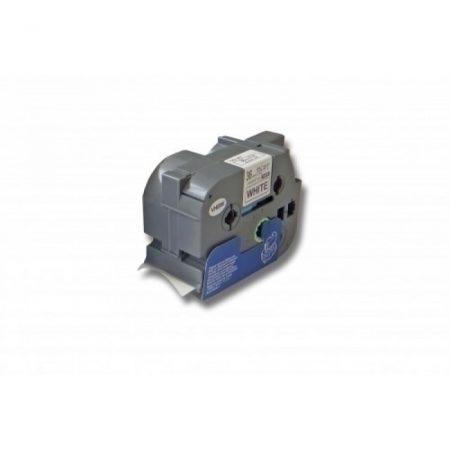 Brother Utángyártott TZE-261 P-Touch kompatibilis 36mm*8m fekete-fehér feliratozószalag kazetta